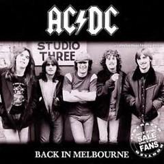 Back At Home Melbourne (CD2)