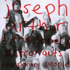 Temporary People - Joseph Arthur