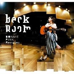 Back Room -BONNIE PINK Remarks-