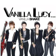 Vanilla Shake - Vanilla Lucy