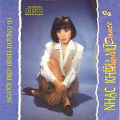 Album Angel Dance 2 - Hòa Tấu Khiêu Vũ Tango Rumba Chachacha - Various Artists