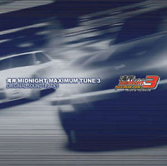 WANGAN MIDNIGHT MAXIMUM TUNE 3 ORIGINAL SOUNDTRACKS - Yuzo Koshiro