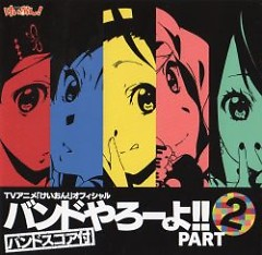 TV Animation K-ON! Official Band Yarou yo!! Part 2