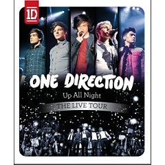 Up All Night (The Live Tour) - One Direction