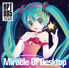 Miracle Of Desktop - Headphone Tokyo