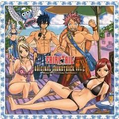 Fairy Tail Original Soundtrack Vol.2 CD1 - Takanashi Yasuharu