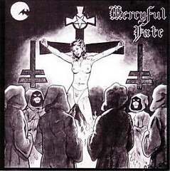 Mercyful Fate  - Mercyful Fate