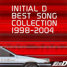 Initial D Best Song Collection 1998-2004 (CD1)