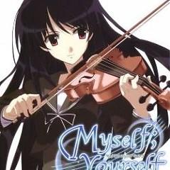 Myself;Yourself Audio Tracks -for GAME- CD2