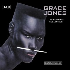 The Ultimate Collection (CD1) - Grace Jones
