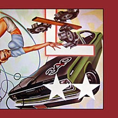 Heartbeat City - The Cars