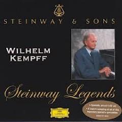Steinway Legends Vol 7 - Wilhelm Kempff II No. 1