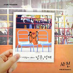 `A CUBE` FOR SEASON # BLUE Season 2 - Yook Sung Jae,Namjoo (A Pink)
