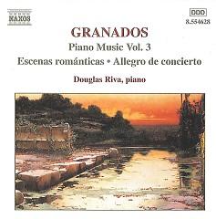 Enrique Granados - Complete Piano Music Vol. 3