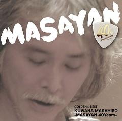 GOLDEN☆BEST Masahiro Kuwana -MASAYAN 40Years- (CD1) - Kuwana Masahiro