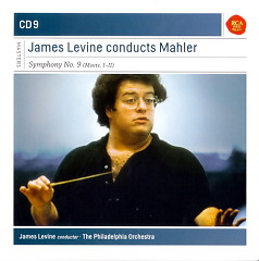 James Levine Conducts Mahler Dics 9