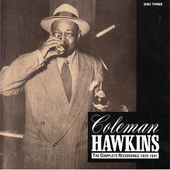 Coleman Hawkins - The Complete Recordings 1929-1941 (CD5)