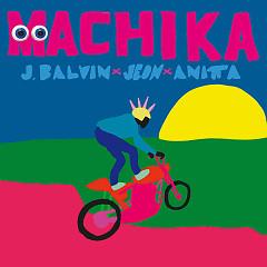 Machika (Single) - J Balvin, Jeon & Anitta