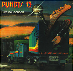 Puhdys Live in Sachsen (CD1) - Puhdys