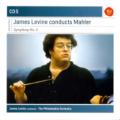 James Levine Conducts Mahler Dics 5