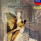 Harp Concertos - Iona Brown,Marisa Robles