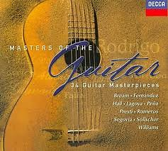 Masters Of The Guitar CD 1