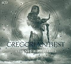 Gregorian Best - Chants & Mysteries CD 4