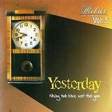 Yesterday Piano Vol.5 - CD1