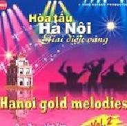 Hanoi Gold Melodies Vol 2 - CD1