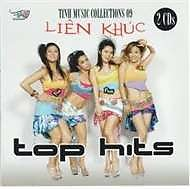 Liên Khúc Top Hits Chinese Melodies CD2