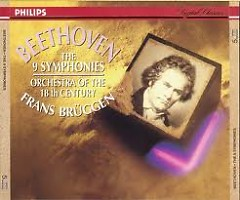 Beethoven: The 9 Symphonies CD5