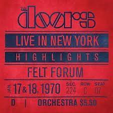 Live in New York (CD4)