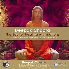 Soul Of Healing Affirmations CD1 - Deepak Chopra,Adam Plack