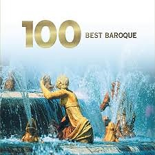 England And The Baroque - Best Baroque 100