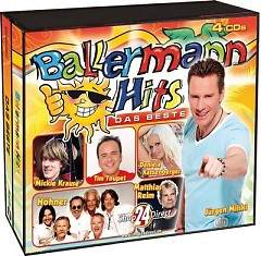 Ballermann Hits - Das Beste (CD6)