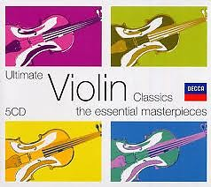 Ultimate Violin Classics CD3