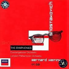 Shostakovich:The Symphonies CD4