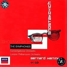 Shostakovich:The Symphonies CD10