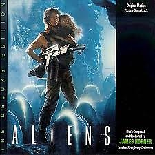 Aliens (The Deluxe Edition) OST (CD2)