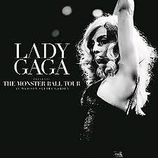 Lady GaGa Presents The Monster Ball Tour At Madison Square Garden (CD1)