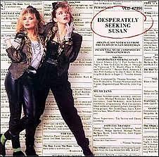 Desperately Seeking Susan OST