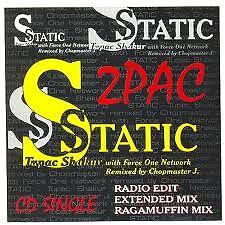 Static (AU CD Single)