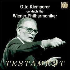 Otto Klemperer, Wiener Philharmoniker: Live Broadcast Performances Disc 4