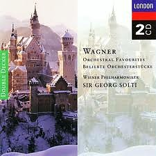 Wagner:Orchestral Favourites CD1