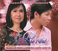 Album Đèn Đêm Phố Nhỏ  - Trang Mỹ Dung,Linh Vũ