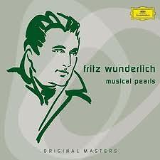 The Art Of Fritz Wunderlich CD1