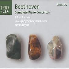 Beethoven Complete Piano Concertos CD3