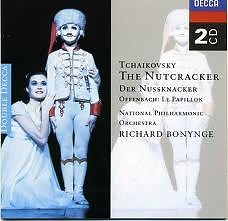 Tchaikovsky The Nutcracker CD1 - Richard Bonynge