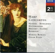Harp Concertos CD2