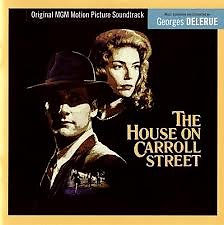 The House On Carroll Street OST